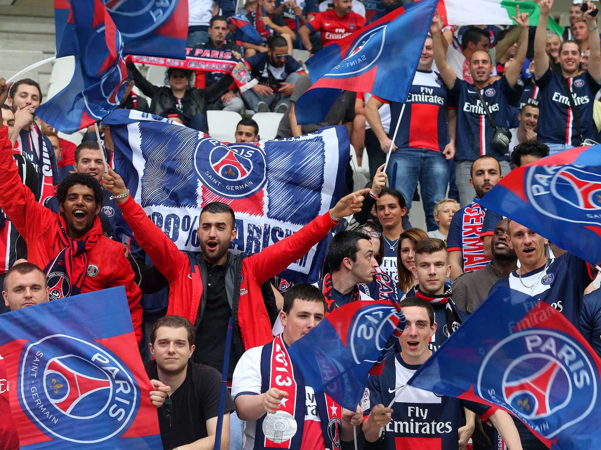 How PSG U0026 39 S Qatari Owners Have Reduced The Racial Tension