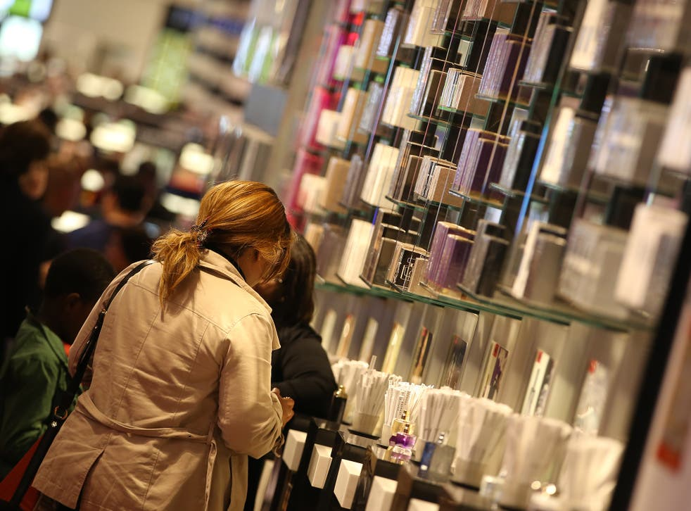 The coroner urged the cosmetics industry to do more to encourage customers to report adverse reactions and to research the problem