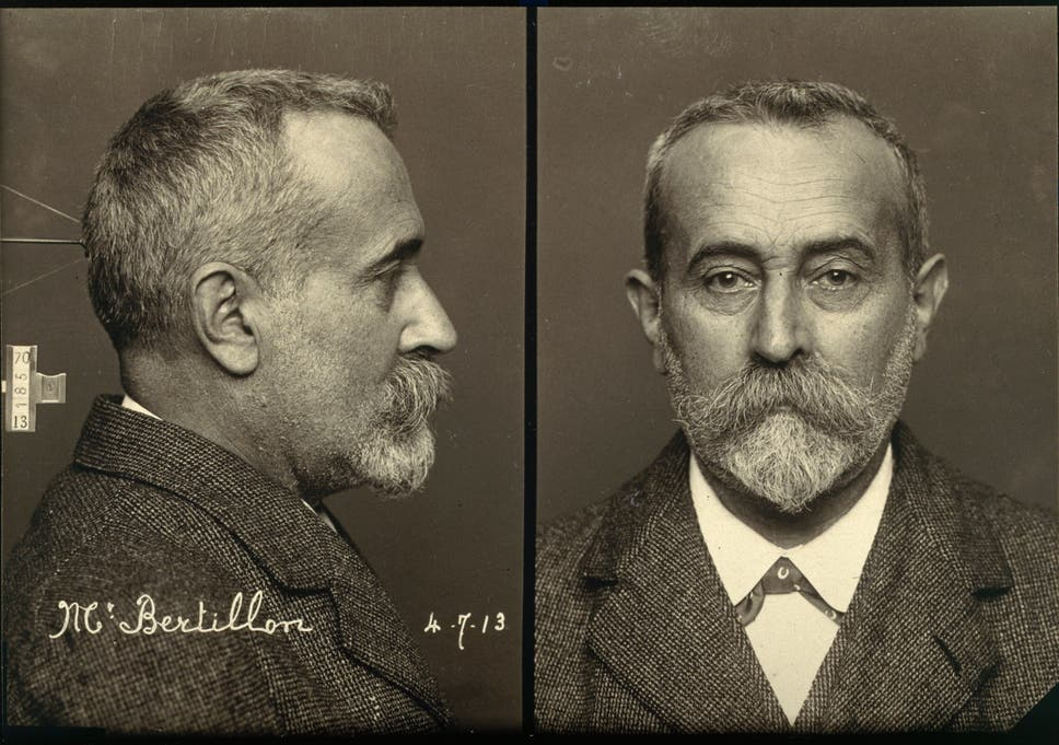 Man who invented the mug shot: The ground-breaking work of Alphonse