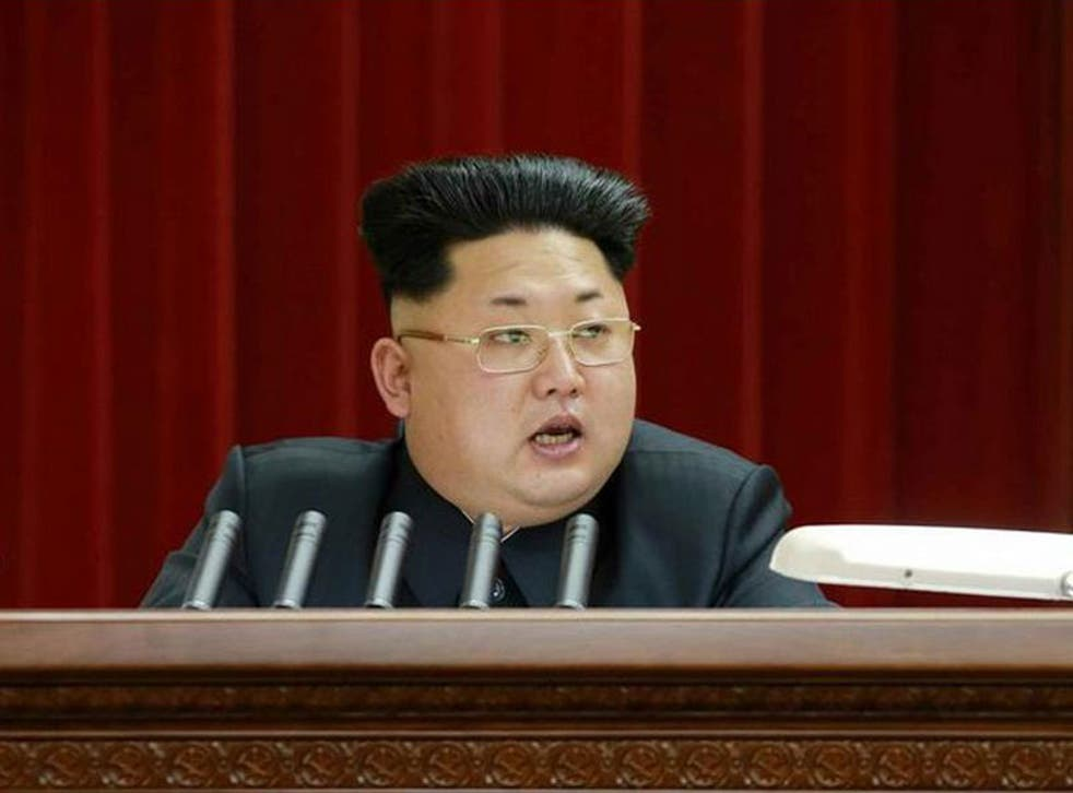 Kim Jong-un's new look features a bouffant hairstyle and over-plucked eyebrows