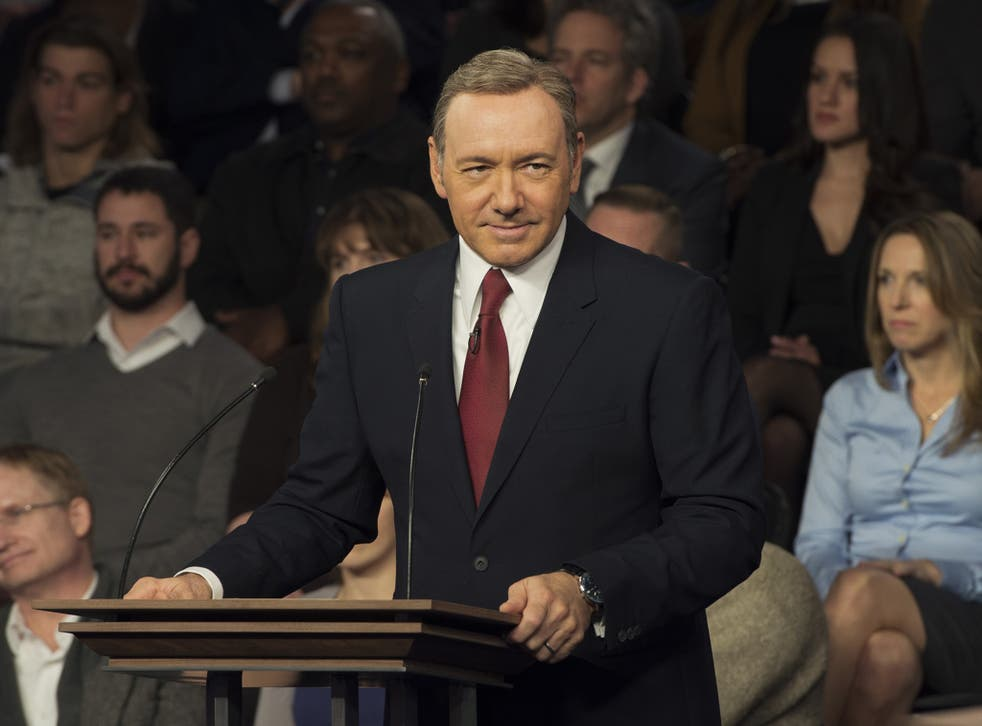 Season three of 'House of Cards' will be returning later this month