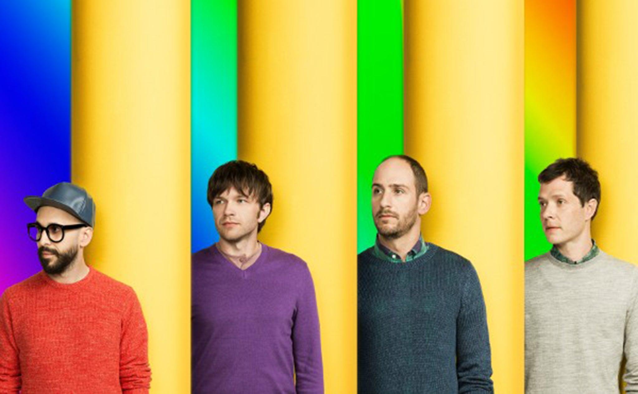 кавер OK Go - Interesting Drug