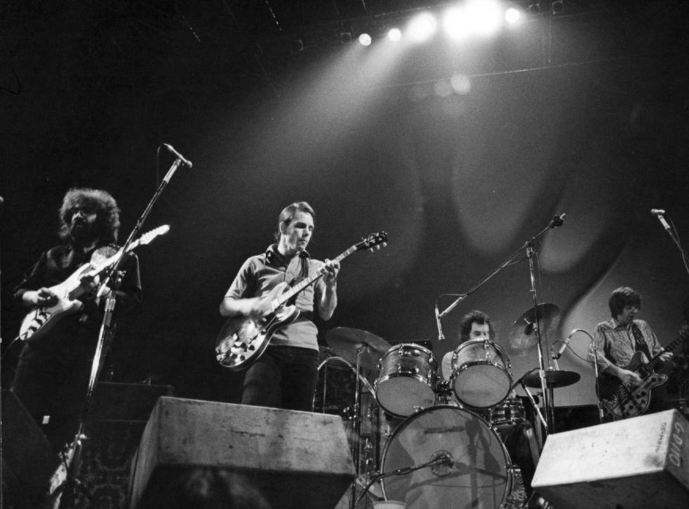 The Grateful Dead in the Seventies