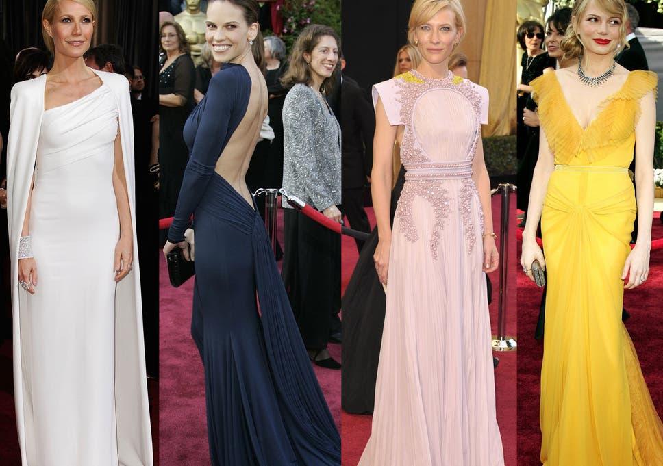 The best Oscar dresses of all time | The Independent