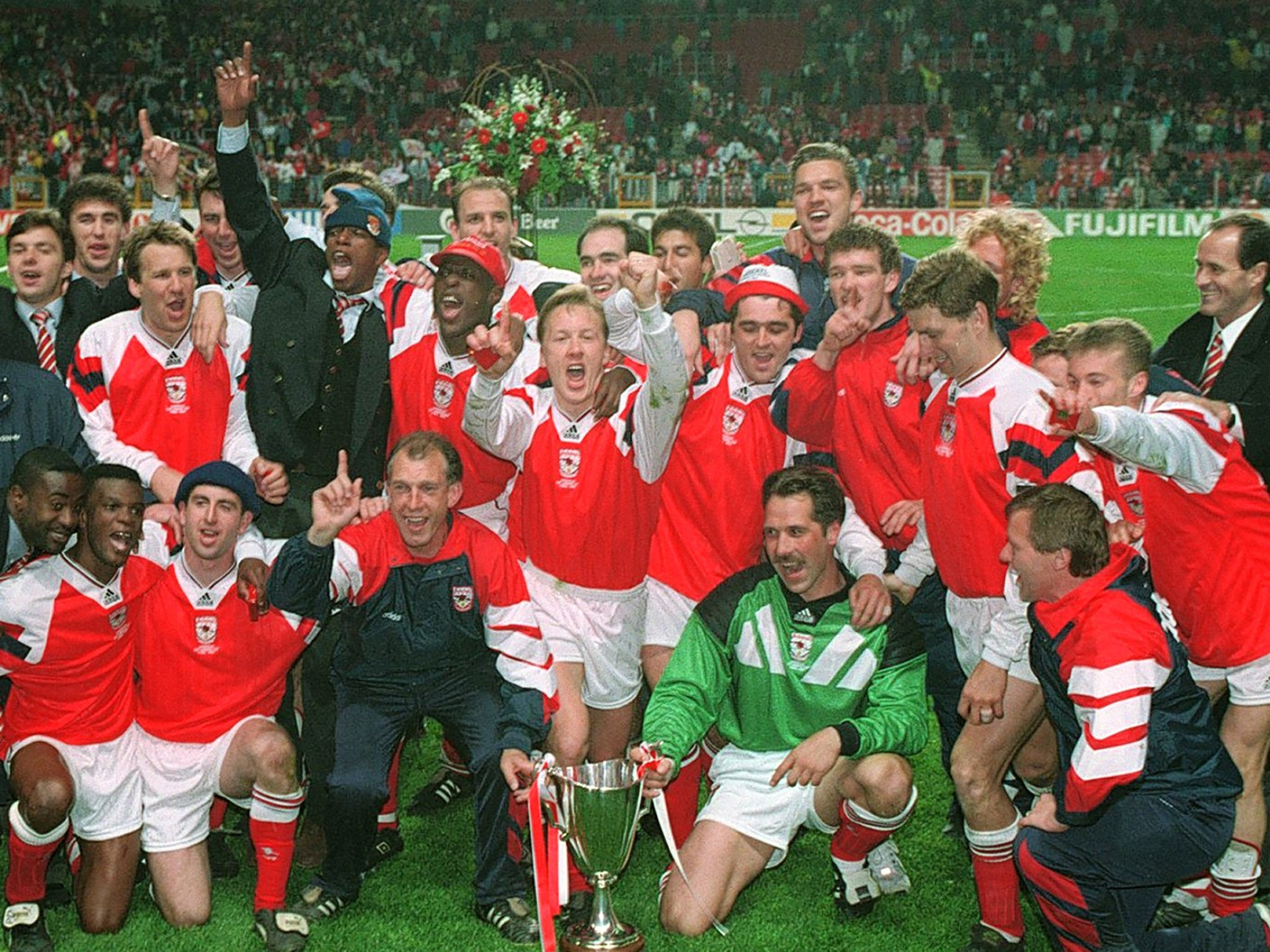 How George Graham's sacking by Arsenal 20 years ago started a demise in the art of defending