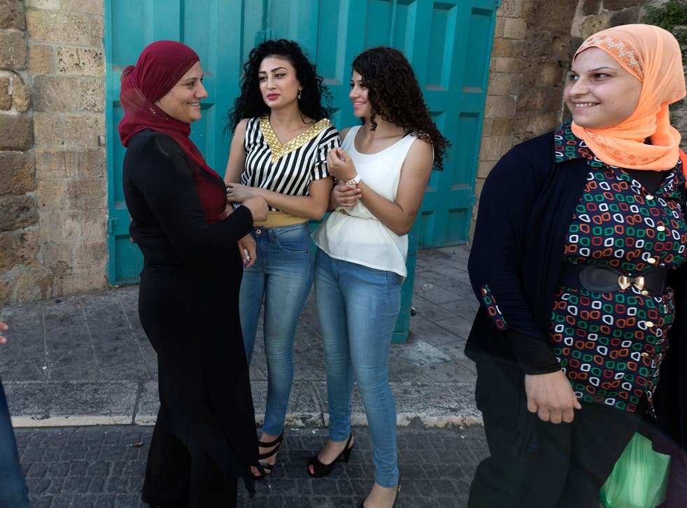 A new poll is predicting an increase in voter turnout among Israel's Arab minority