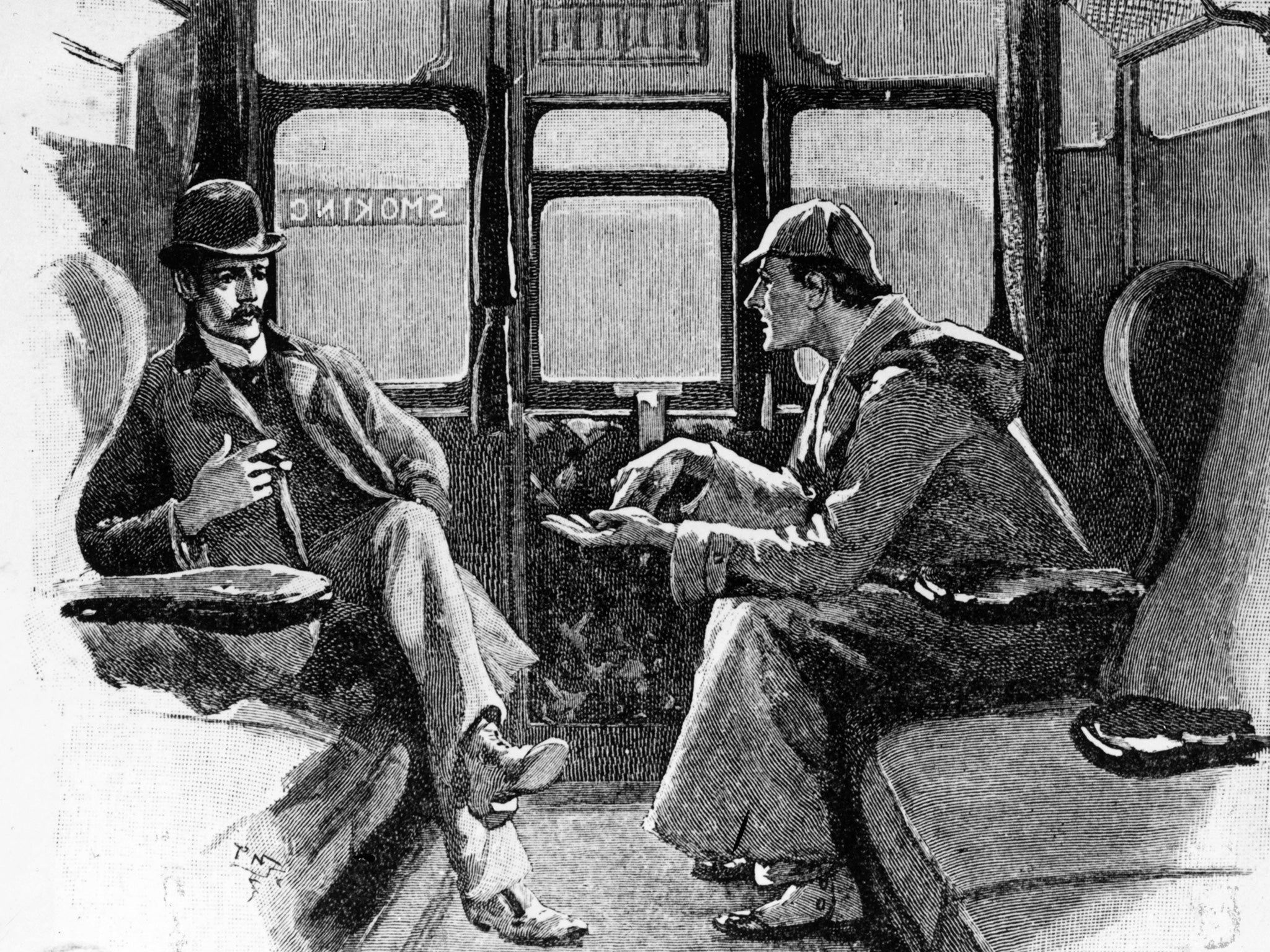 an analysis of the book the adventures of sherlock holmes by arthur conan doyle Conan doyle hated sherlock holmes  a sherlock holmes competition - arthur  conan doyle  the adventure of the deptford horror - adrian conan doyle.