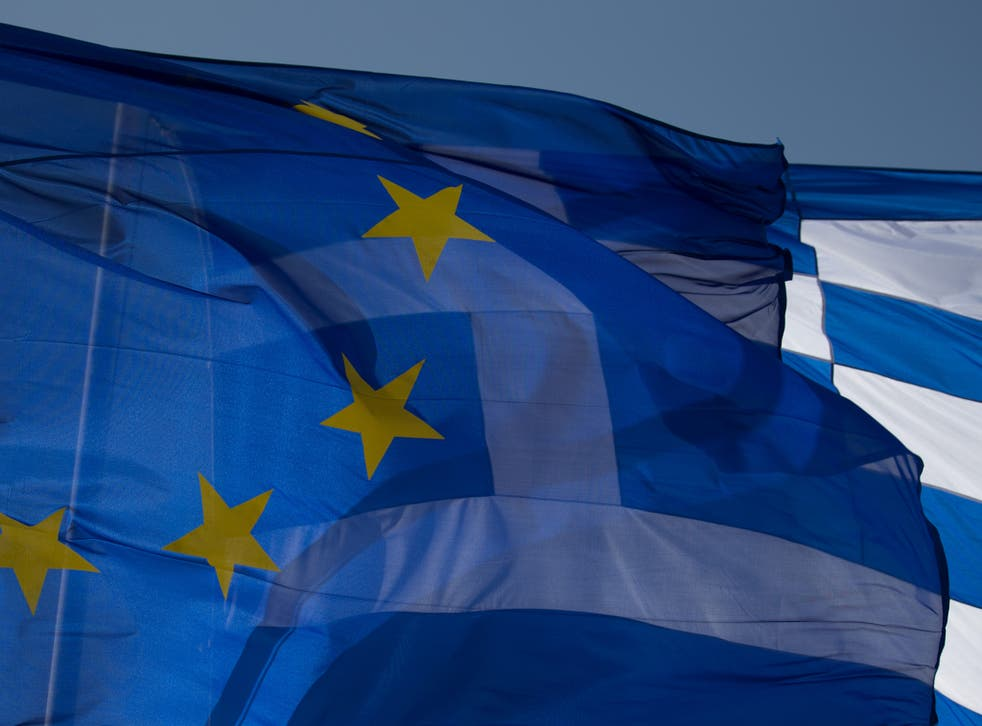 Greece fundamentally suffers from lack of revenue