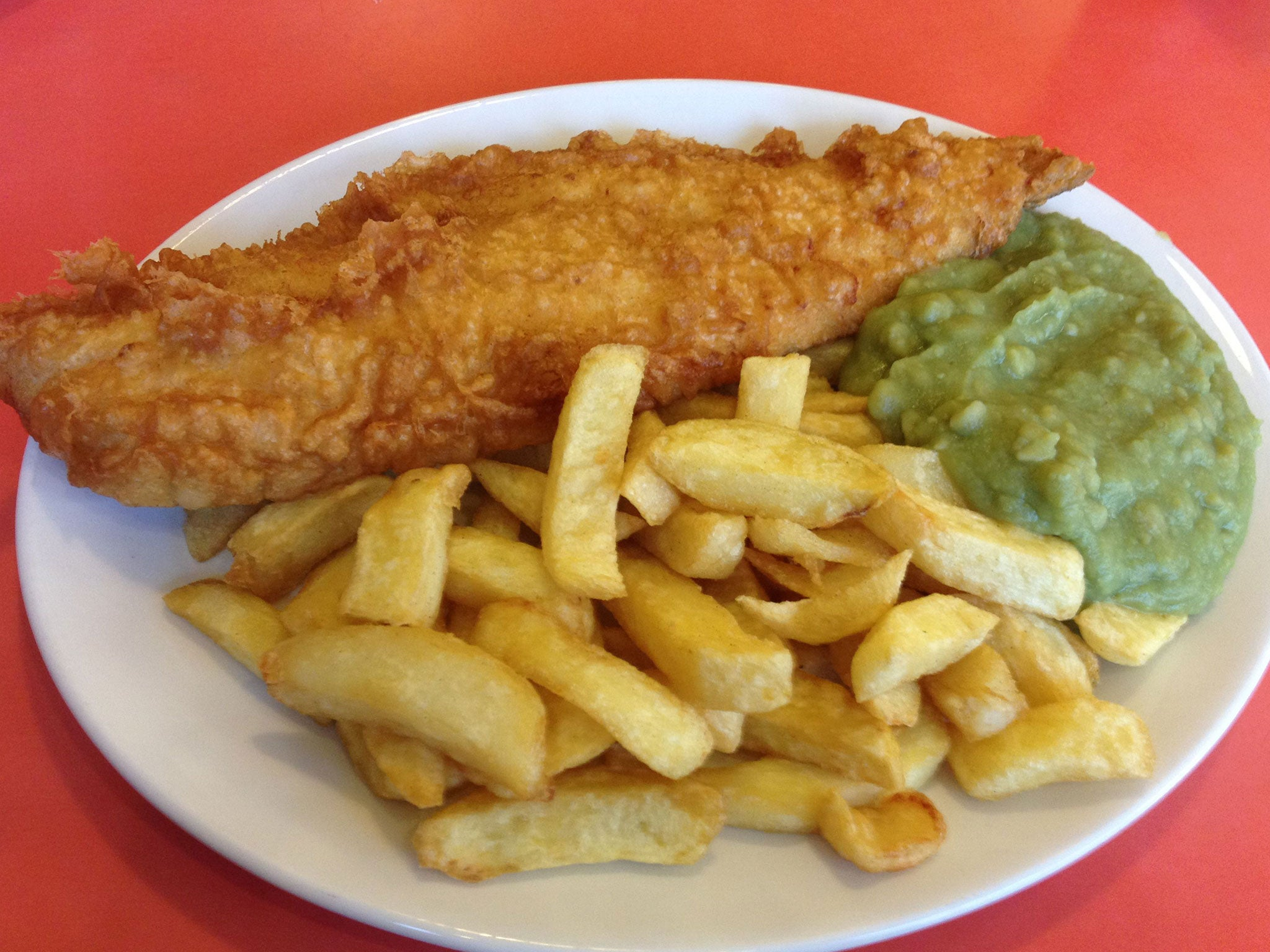 Fish and chips came from Venice, Italian school chiefs tell pupils ...
