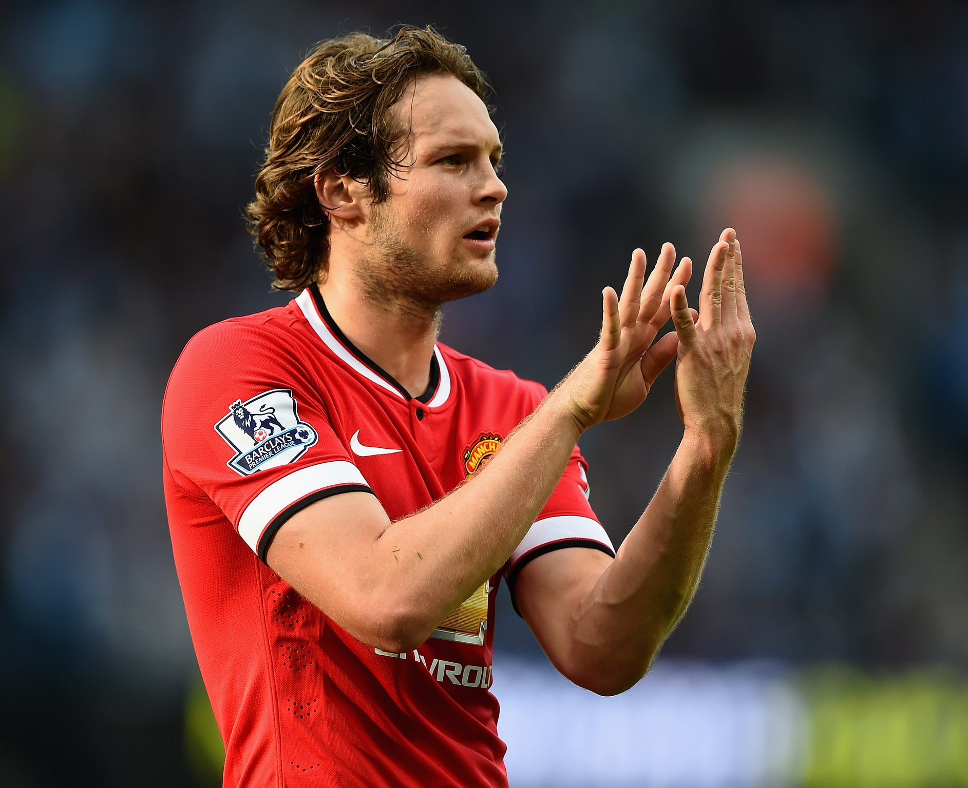 Daley Blind insists he is good enough to play centre back for