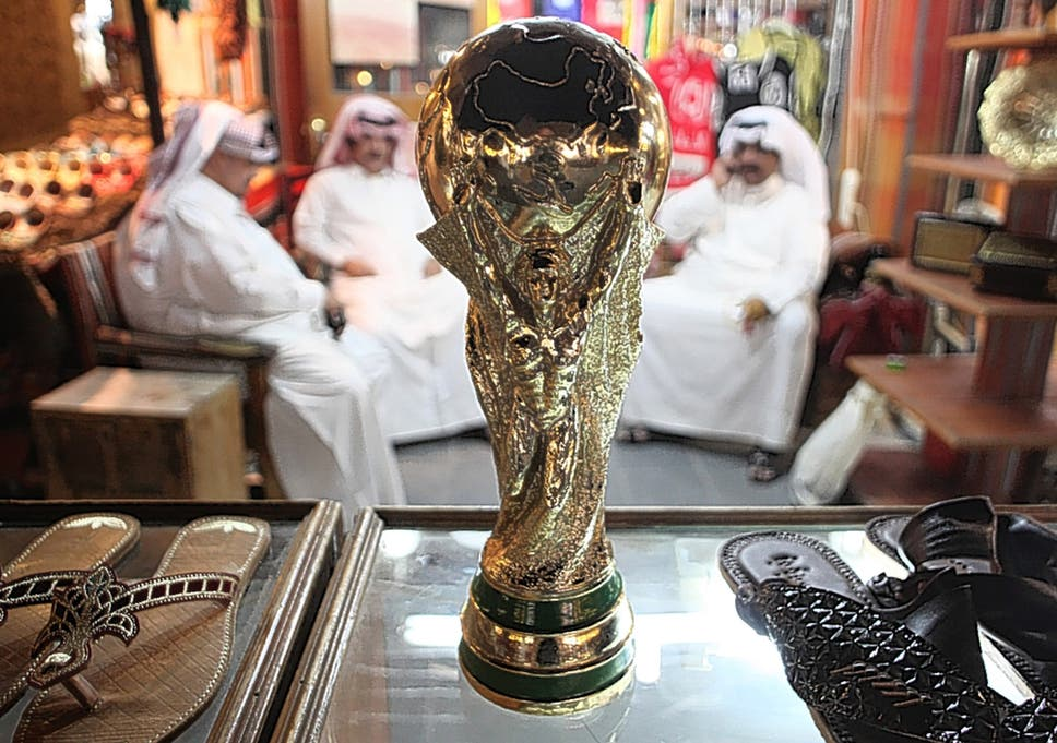 Pick the world cup trophy tour indianapolis in russia