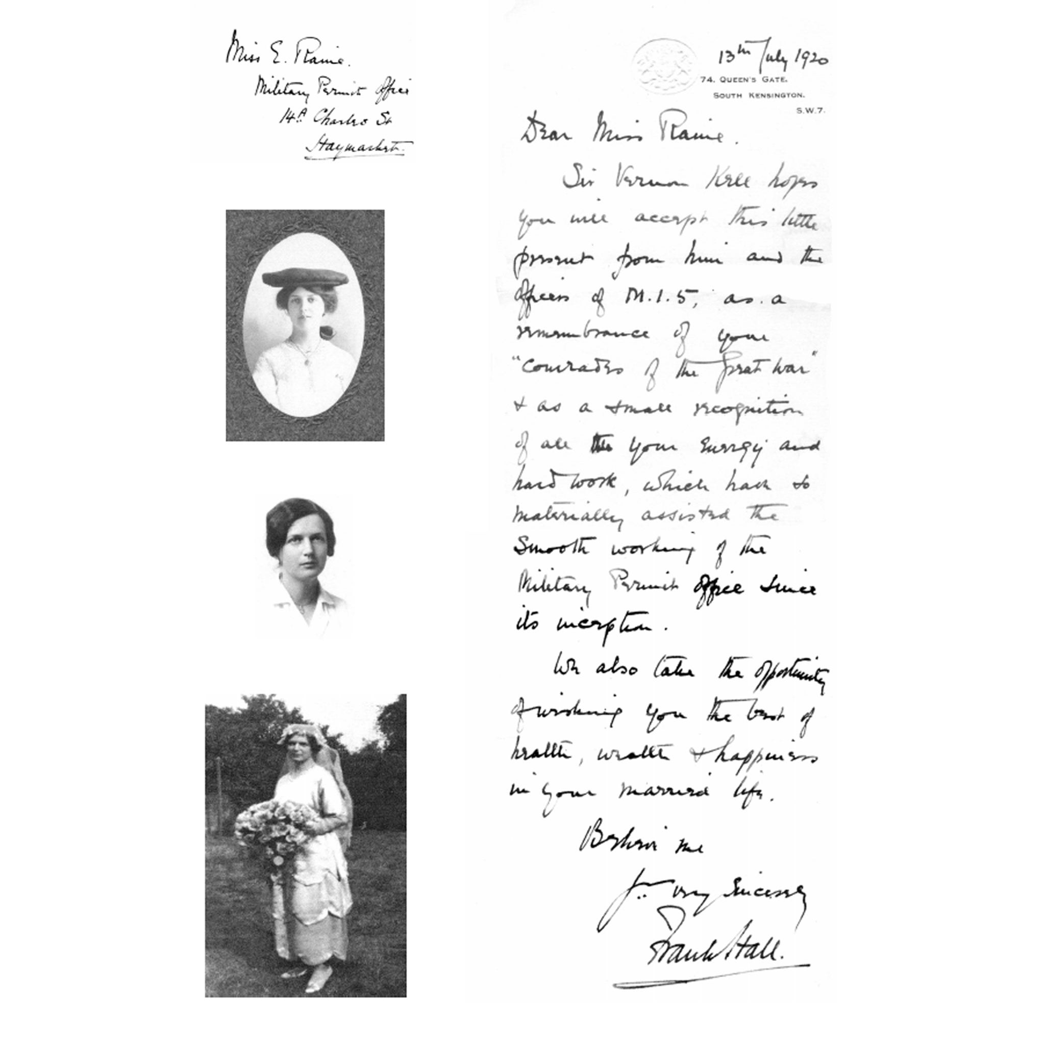 Ethel Raine The Untold Story Of A Woman Who Spied For Britain