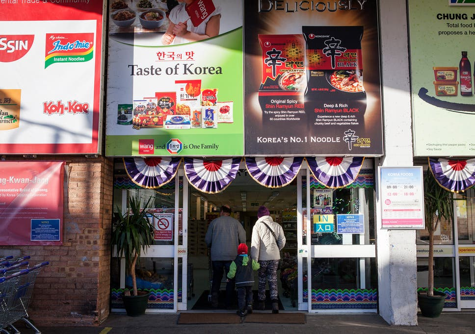 The Korean Republic of New Malden: How Surrey became home to