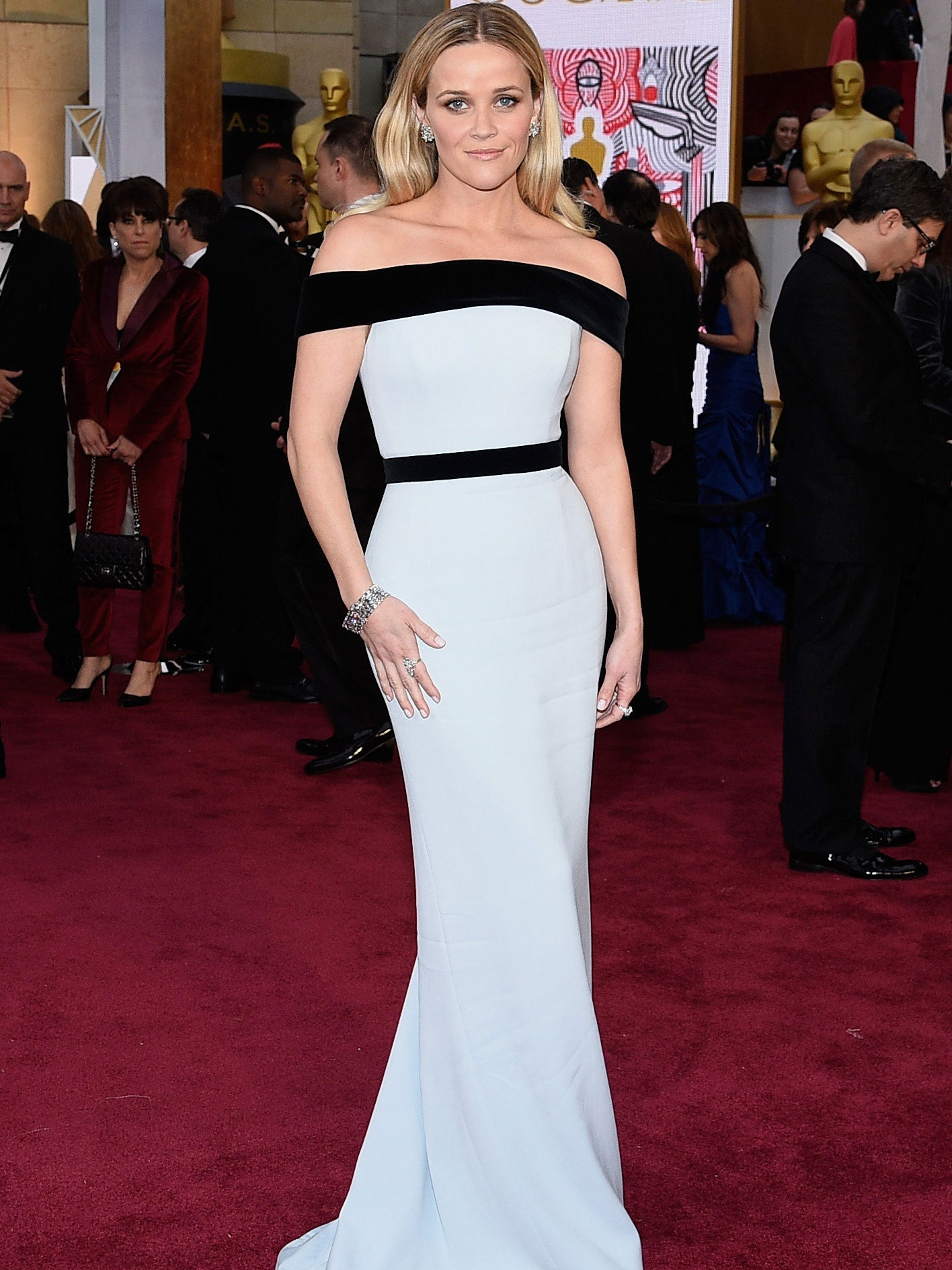 Tom Ford hits back at #AskHerMore red carpet dress controversy   The ...