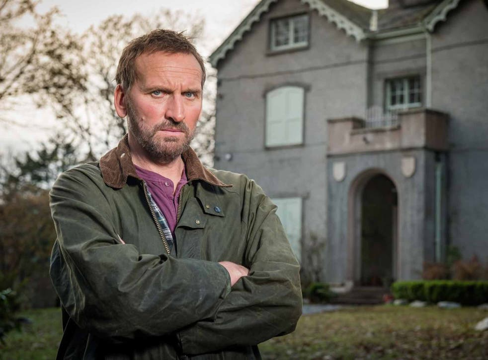'Safe House' with Christopher Eccleston