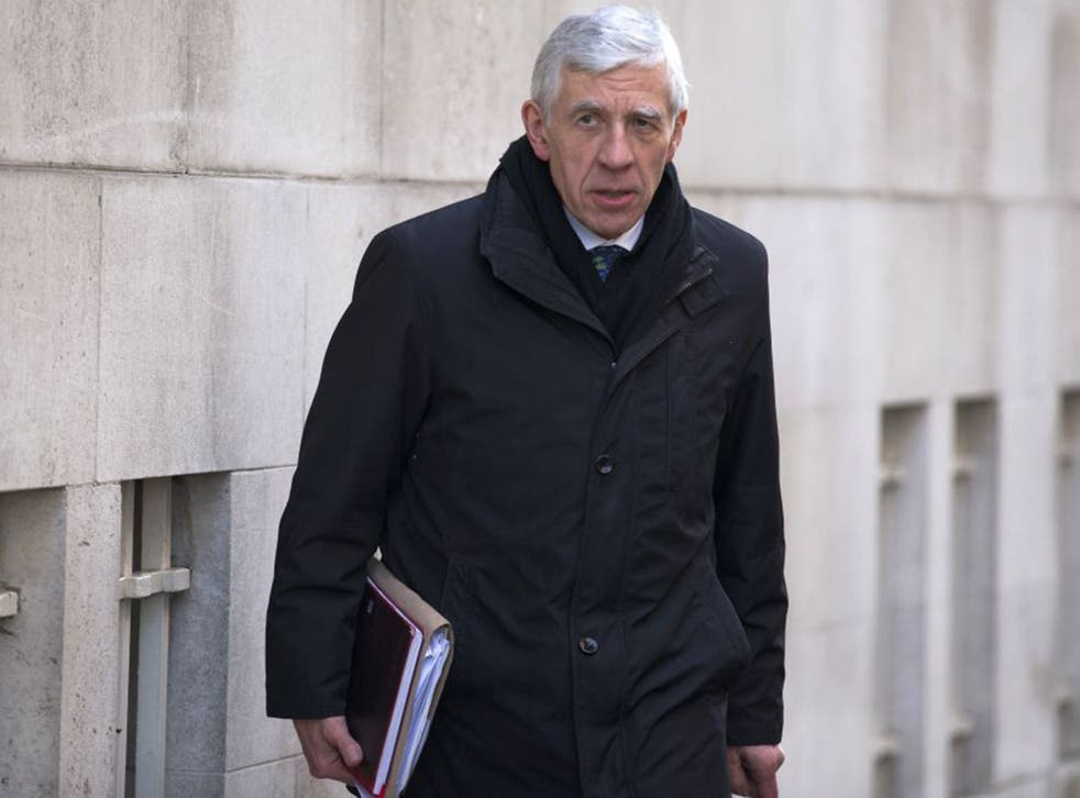 Labour have suspended Jack Straw