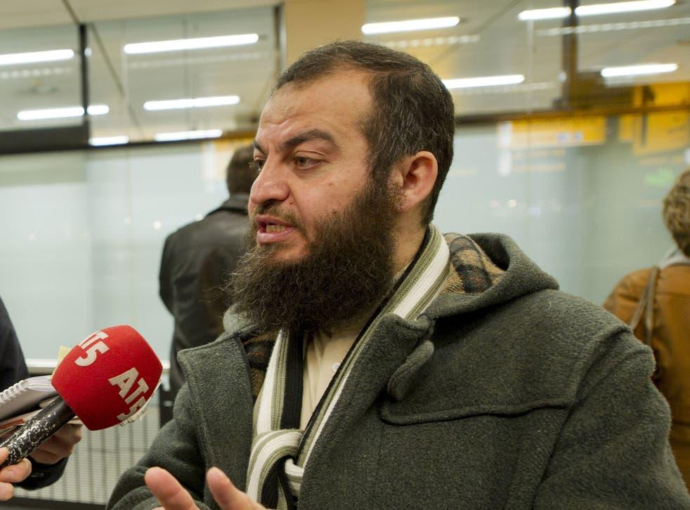 British Islamic scholar Sheikh Haitham al-Haddad