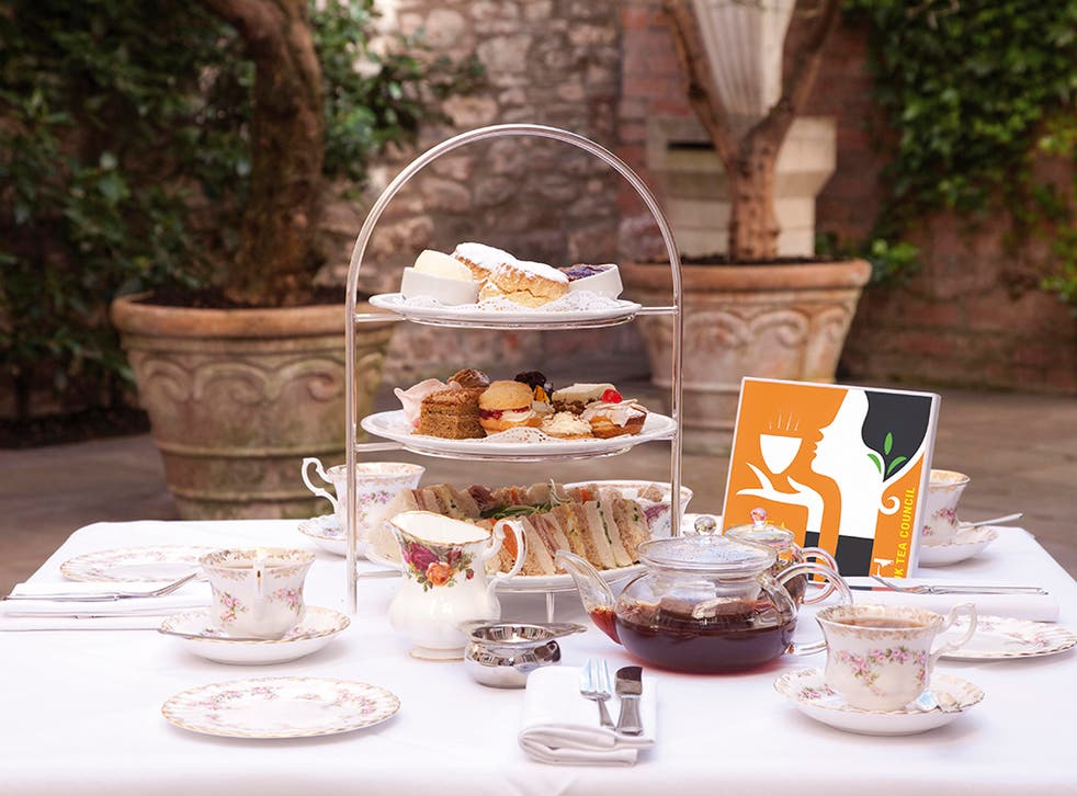 This has a reputation for serving the best Afternoon Tea in Wales and it has awards to prove it. It's served by the roaring fire in the cosy but elegant Wedgewood Room, where you can enjoy a traditional Afternoon Tea with a choice of 40 different teas and