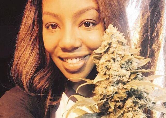 Charlo Greene quit her job on live TV to campaign for marijuana reform in Alaska