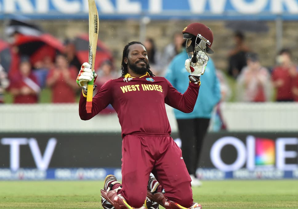 Cricket World Cup 2015: Chris Gayle - the West Indies' enigma ...