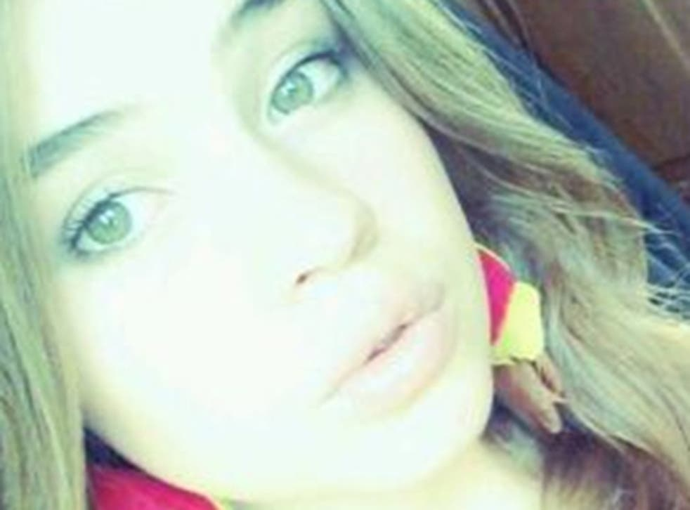 Rebecca Watts, 16, was last seen at her home in St George, Bristol at around 11.15am Thursday 19 February