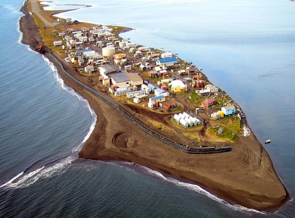 Some estimate Kivalina could be under water in a decade