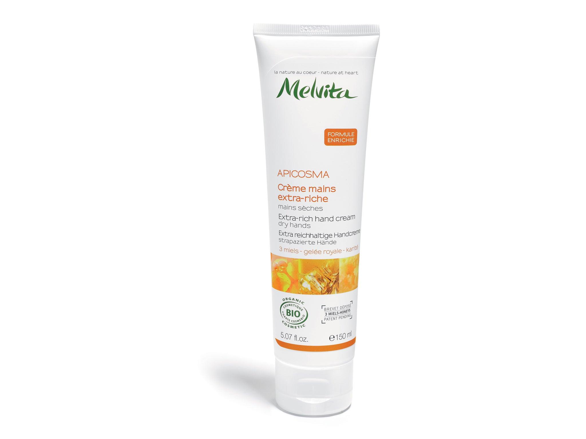 Organic Honey Hand Cream Melvita