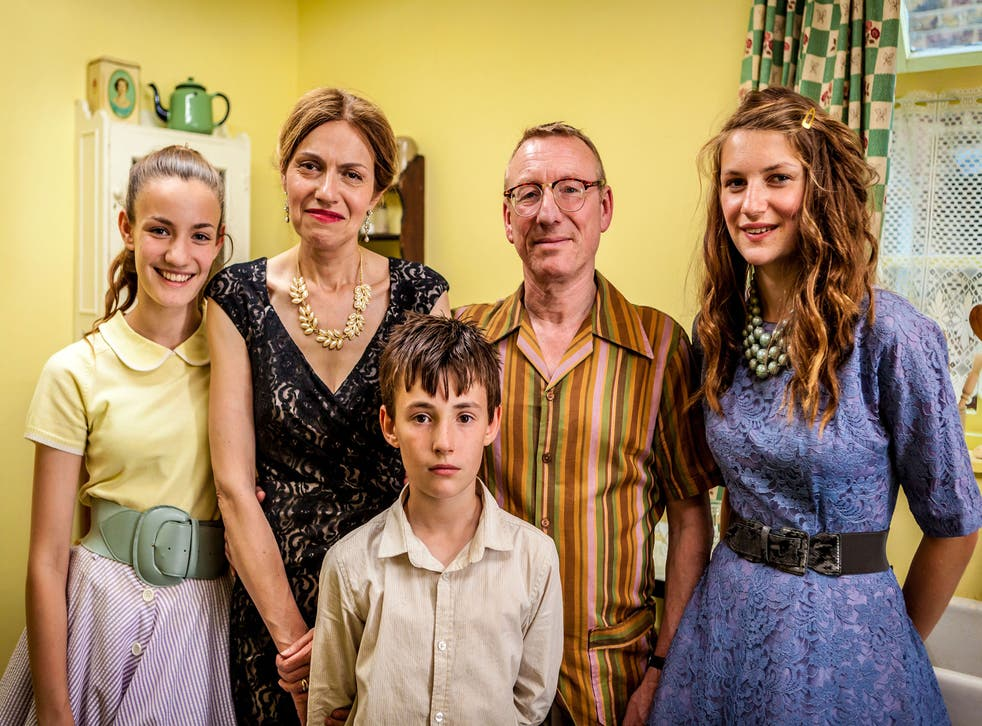 Stepping back in time: The Robshaws endured the privations of the 1950s