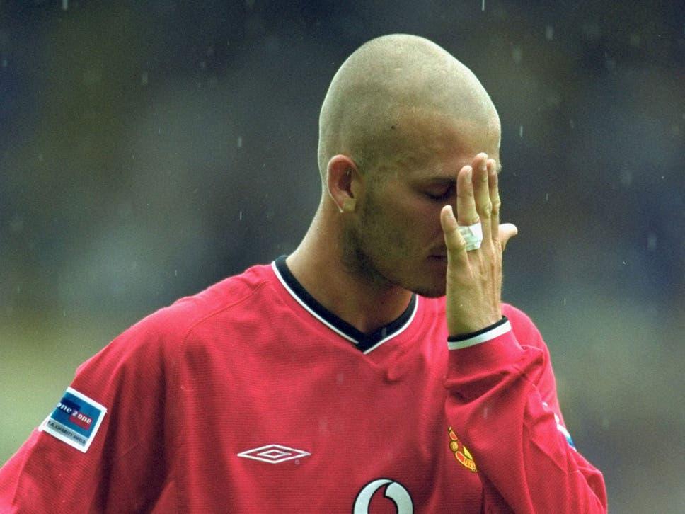 David Beckham: \'Sir Alex Ferguson made me shave off mohawk in ...