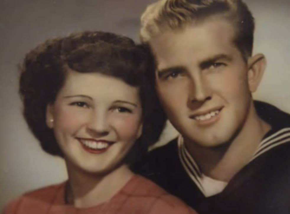Floyd and Violet Hartwig died together after 67 years of marriage
