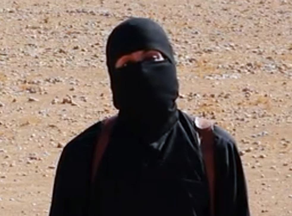 Mohammed Emwazi appeared in a series of propaganda videos showing the beheading of hostages