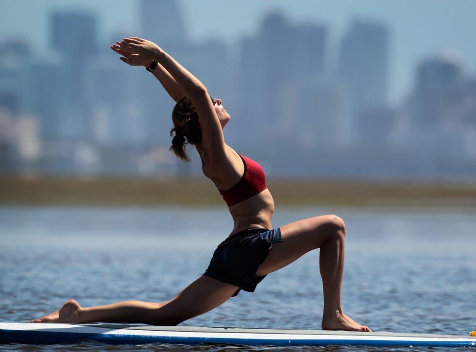 Bikram Choudhury has inspired masses of yoga students