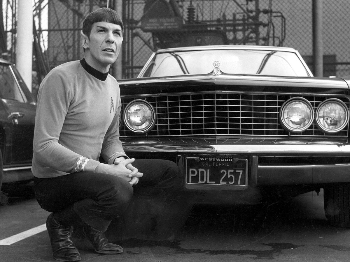 Leonard Nimoy: Actor and director whose career was dominated by his role as  the Vulcan science officer Spock in Star Trek   The Independent   The  Independent