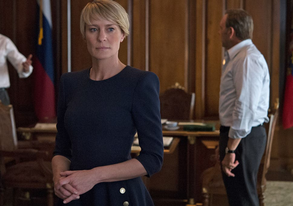 House Of Cards The Impeccable Style Of Claire Underwood The