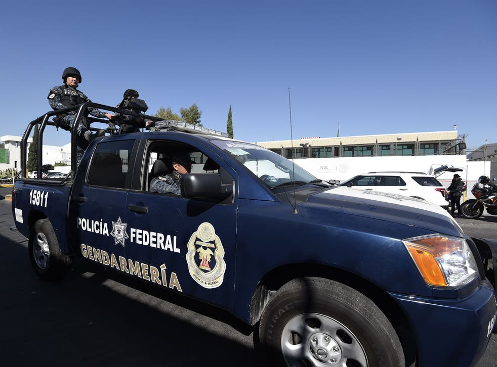 """Authorities in Mexico have said the arrest of Servando """"La Tuta"""" Gomez is a major victory in their long war against the drug cartels"""