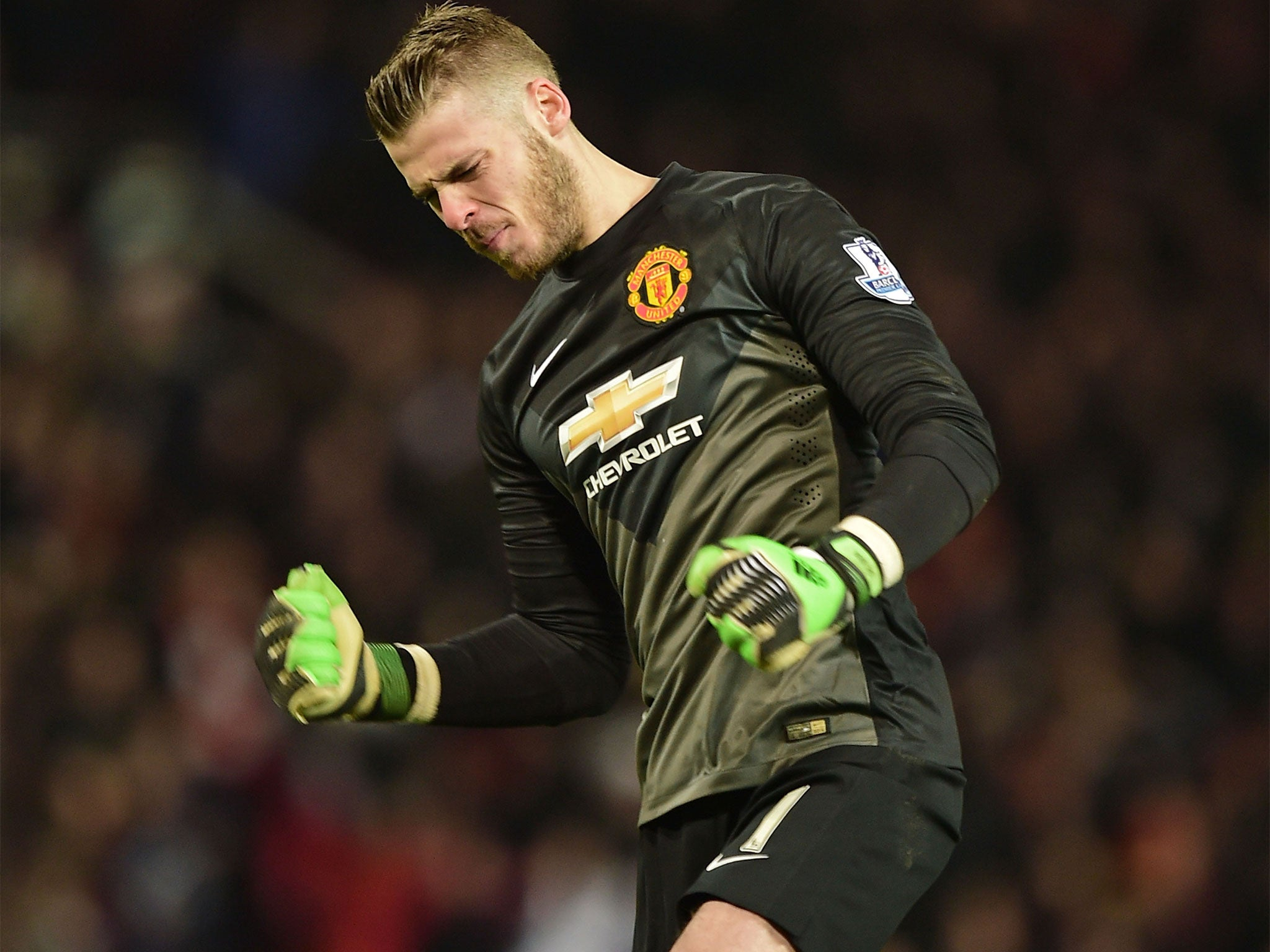 David De Gea is the most important goalkeeper in the world says