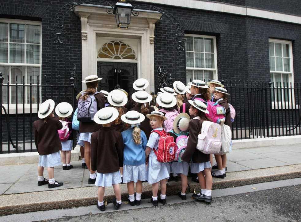 Labour wants to encourage more employers to go into schools to talk to girls about their careers, beginning at the age of seven