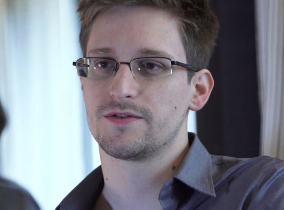 Argentine journalists said they accessed the database leaked by Snowden that allegedly showed Argentina had been a 'clear victim' of cyber-attacks
