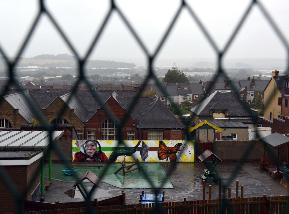 Hundreds of children were abused in Rotherham