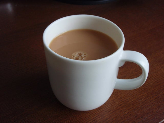 Miss a good cuppa when you're away Here