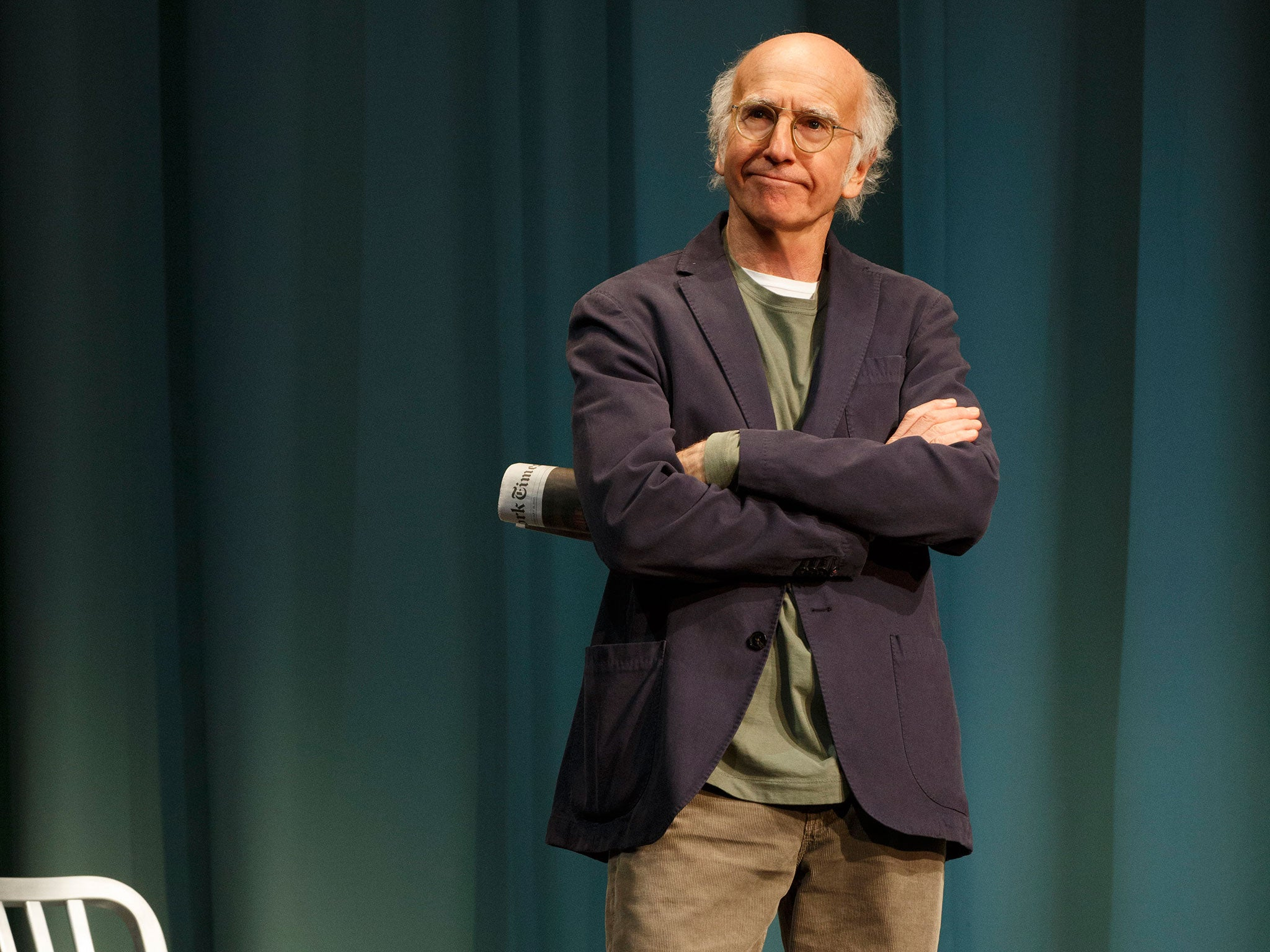 larry david social assassin