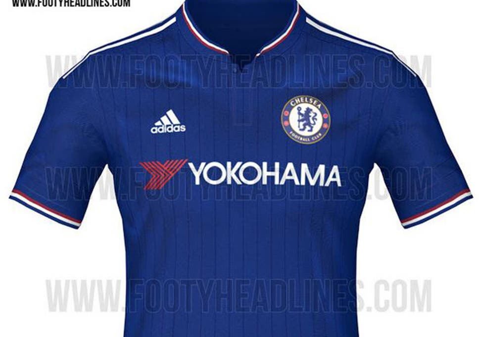new product 44231 dfc09 Chelsea new kit: Has the Blues' 2015-16 kit been leaked ...
