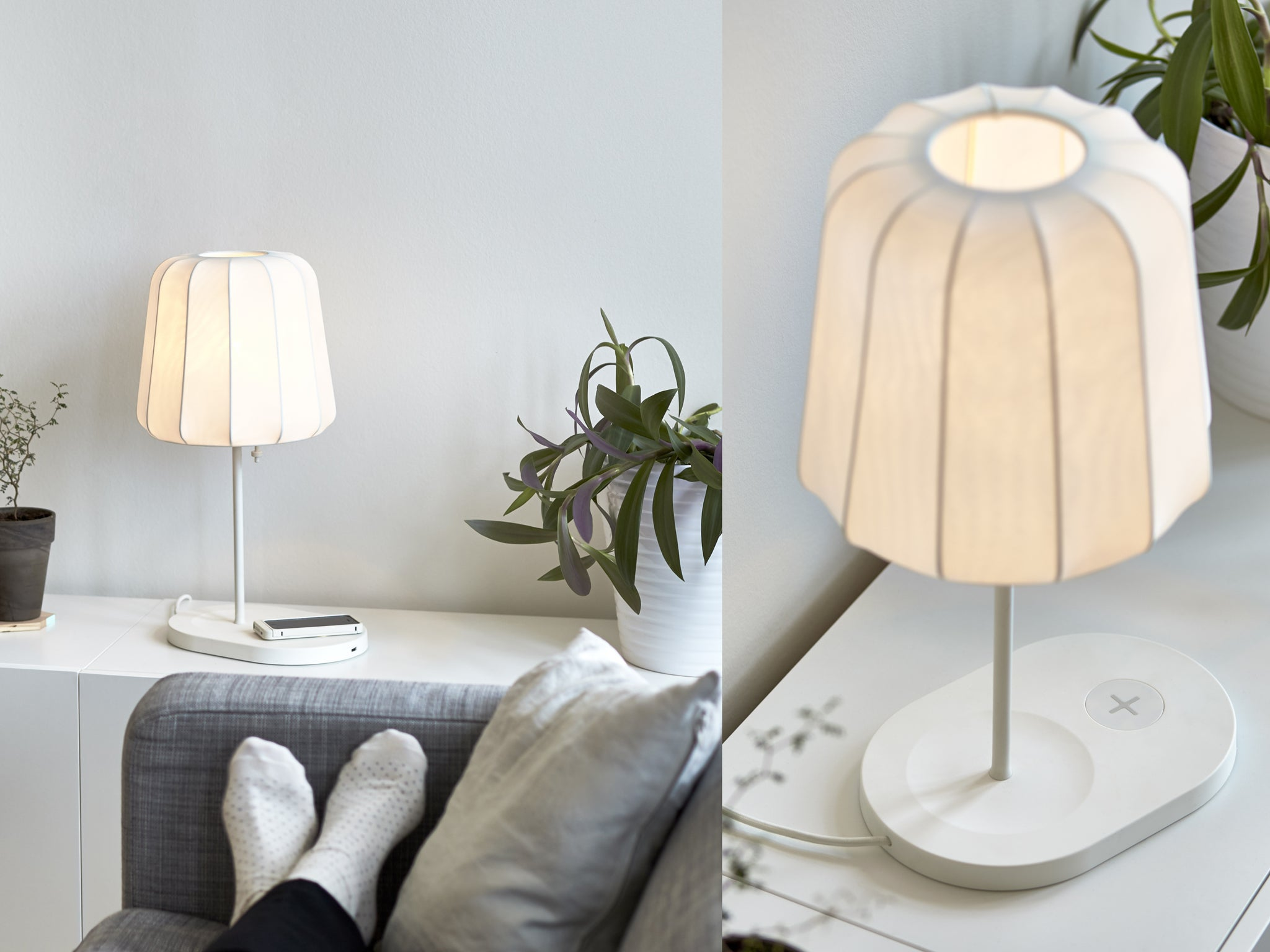 Ikea Launches Wireless Charging Furniture The Independent