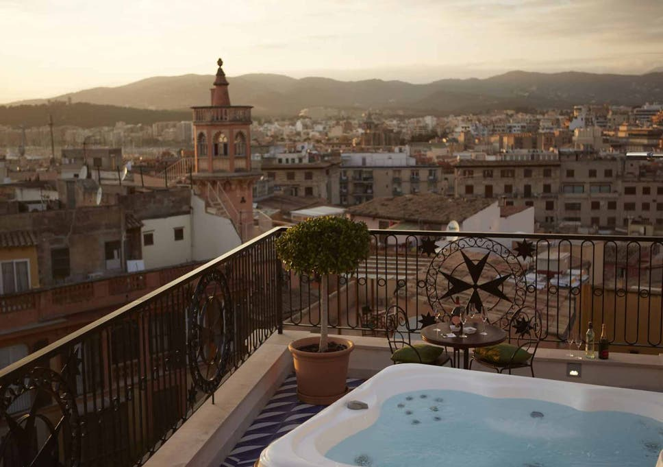 Palma De Mallorca Boutique Hotels And Upmarket Shopping Put A
