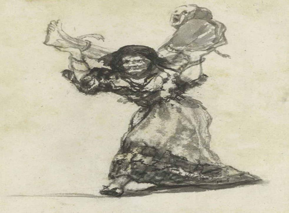 'Unholy Union' (1819-23)' (Metropolitan Museum of Art)