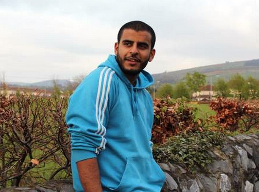 Dublin-born Ibrahim Halawa, now 18, was arrested with his three sisters after being caught up in protests in Cairo in August 2013
