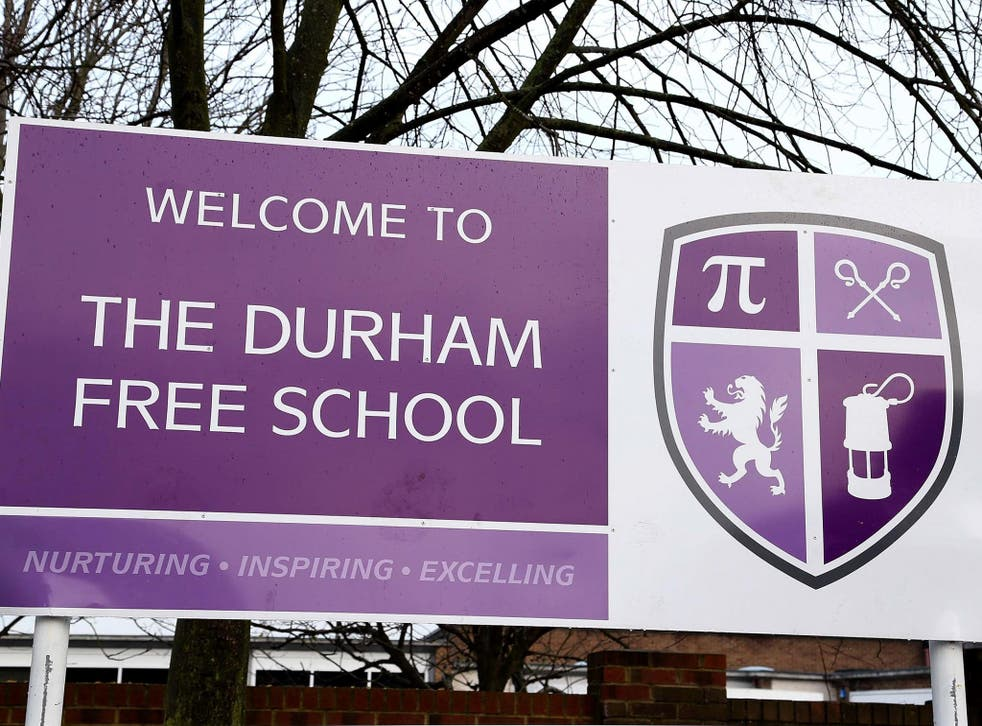 """Durham Free School, which has already been ordered to close, has been accused of harbouring """"prejudiced views"""""""