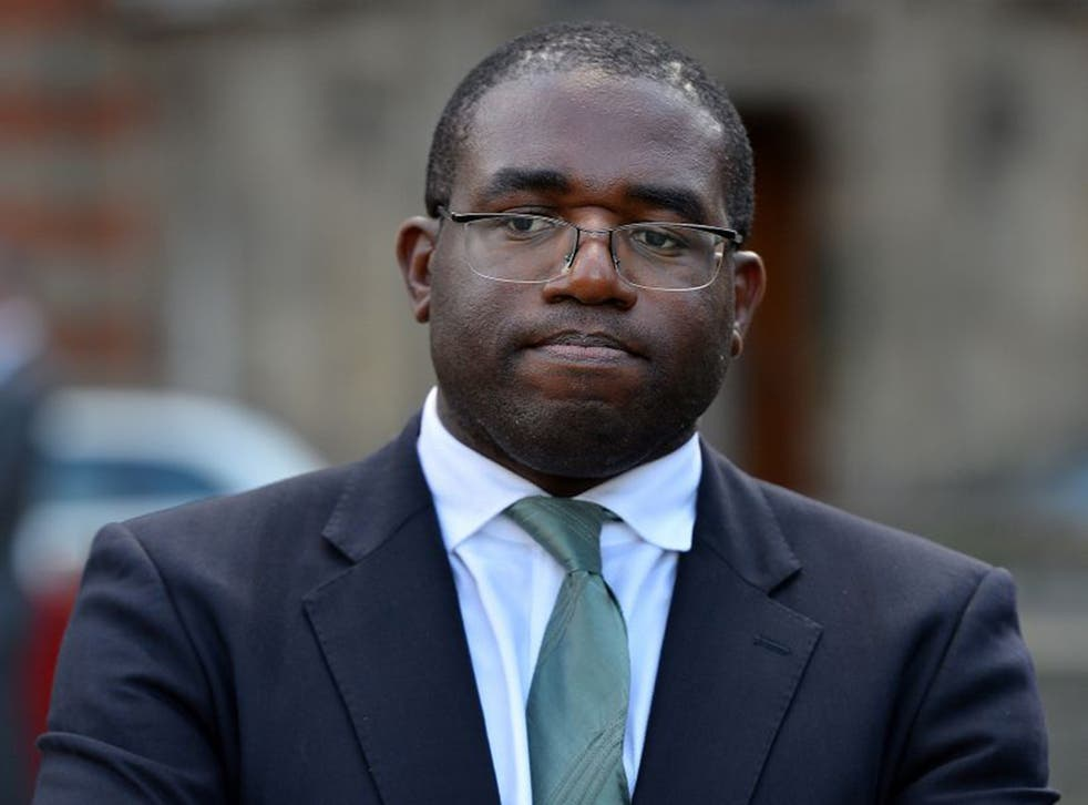 David Lammy's report said half of burglary victims did  not hear back from police