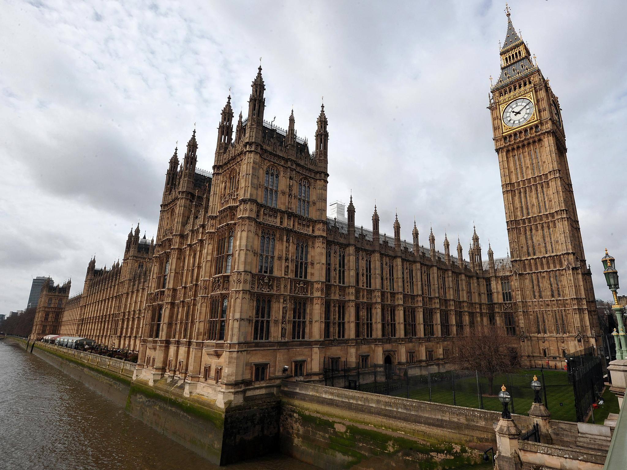 Man arrested after attack in Parliamentary bar