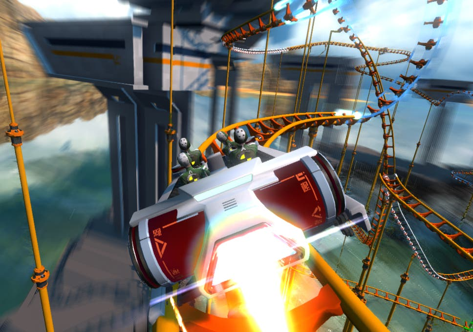 Screamride review: forget theme park management, this is